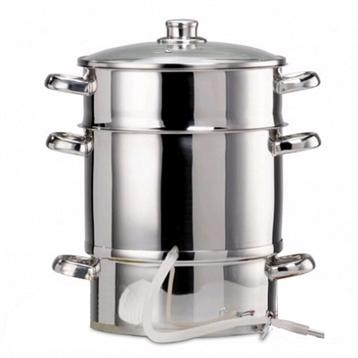 extracteur vapeur 8,5 litres