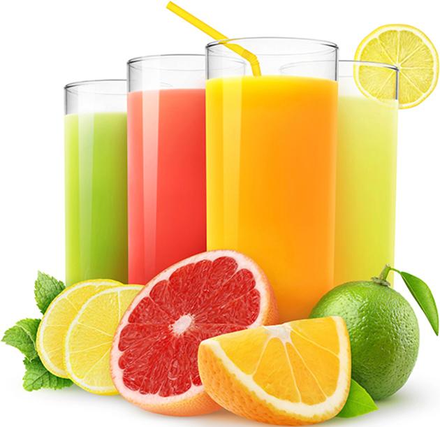recette de jus frais