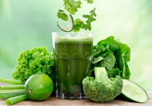 recette jus vert