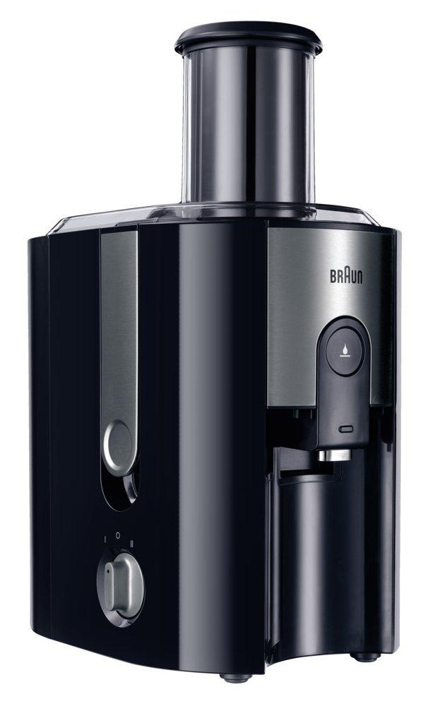 La centrifugeuse Braun J500 est très design