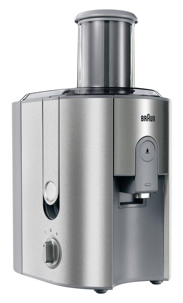 Braun-J700 une centrifugeuse en inox