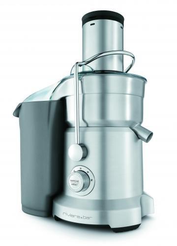 Riviera-Bar-PR886A, une centrifugeuse très design